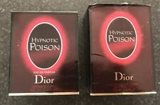 Dior Hypnotic Poison EDP & Body Lotion Empty Boxes