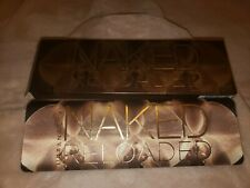 Urban Decay Naked Reloaded Eyeshadow Palette - 100% Authentic! UD NIB