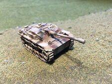 1/100th (15mm) WWII German Stug III F Assault Gun w 75/L48 Model