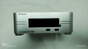 Zidoo Z10 Ultra-HD 4K HDR Media Box