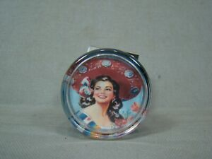 Latin lady steering wheel spinner mexican girl with sombrero suicide knob Charra