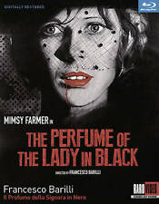 BLU-RAY Perfume of the Lady in Black (Blu-Ray) NEW Mimsy Farmer