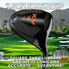 #1 PGA OFFSET SLICE KILLER TAYLOR FIT MADE DRAW ANTI-SLICE LONG CUSTOM DRIVER