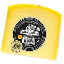 300 gr / 10.58 oz S.JORGE AZORES ISLAND CHEESE 12 Months Cure /  FREE shipping