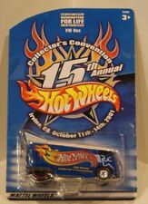 Volkswagen Drag Bus Hot Wheels 15th Convention Redline/Real Riders Only 2000