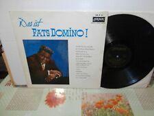 """Fats Domino""""Das Ist Fats Domino""""lp12""""-or-ger-1958-London Records-HA-P 61 de 1960"""