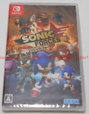 New Nintendo Switch Sonic Forces Japan 4974365861032 HAC-P-ABQLC