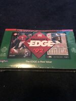 1992 Collectors EDGE NFL Football Cards First Edition (FACTORY SEALED)