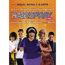 FILM DVD Hairspray (2007) musica commedia John Travolta OFFERTA