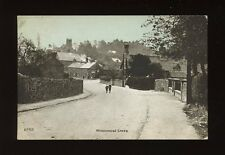 Leicestershire Leics WOODHOUSE EAVES Village scene 1904 PPC