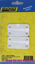 Replacement Igloo 9360 Cooler Hinges Fits 28,36,40,48,54,72,94 and 128 Quart