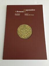 Chaponnière & Firmenich Catalog Coins Medals Banknotes Auction 9, 2017 Geneva