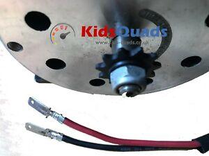 Electric Motor 36v 500w for KIDS Quad Bike, Scooter, Dirt Bike