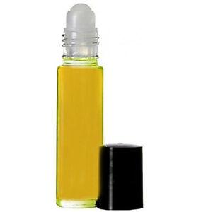 Heliotrope Unisex Perfume Body Oil 1/3 oz. roll-on  (1)