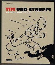 Tim und Struppi - Die Meisterwerke von Hergé - Carlsen / HC - Zustand 0-