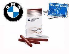 BMW New 3 Х Air Freshener Balancing Amber New  Genuine accessories
