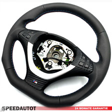 Abgeflacht Lenkrad Lederlenkrad BMW X5 E70 Steering Wheel m.BLENDE MFU