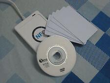Acr122U-A9 Smart Nfc Reader&Writer&Pro grammer 13.56Mhz With Sdk &5 Pcs M1 Card