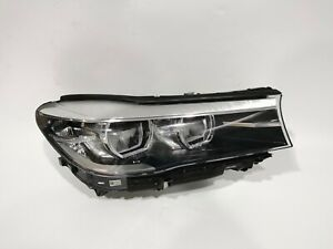 15 16 17 18 19 BMW 7 Serise G11 G12 Headlight Xenon LED Right Passen OEM 8499220