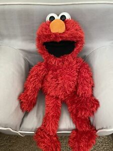 Elmo talking Interactive App Bluetooth Sesame Street Love2Learn Tickle Laugh EUC