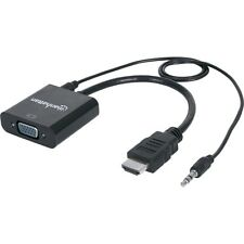 Manhattan 151559 HDMI to VGA Converter