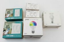 GoSund Smart Lot Bulb + Plug + Switch AS IS MSRP $284
