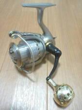 USED DAIWA Spinning Reel CERTATE HYPER CUSTOM 2500R Mint Round knob custom