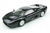 TOP MARQUES 039D JAGUAR XJ220 resin model road car black 1992 1:18th scale