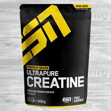 ESN Ultrapure Creatine Monohydrat 500g Beutel  32,80 ?/kg Kreatin Powder