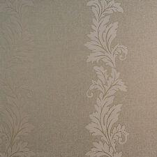 Tapete, Designtapete, Struktur, Ranken, beige, natur, braun, Luxus, edel