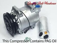 2004-2008 ISUZU NPR 4CYL USA REMAN A/C COMPRESSOR KIT W/ONE YEAR WARRANTY