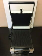 Magister Panini Grill Commercial Panini Press Sandwich Maker Small Cafe Cooker