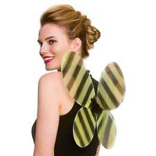 ADULT BUMBLEBEE WINGS ANIMALS FANCY DRESS
