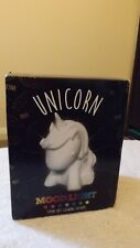 UNICORN NIGHT LIGHT - COLOUR CHANGING LED MOOD LAMP RAINBOW BEDTIME RELAX CHILL