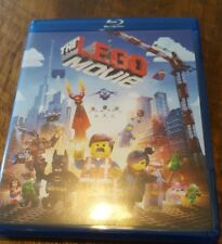 The LEGO Movie (Blu Ray)