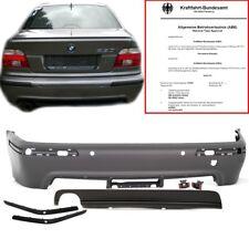 BMW E39 Heck Stoßstange hinten für PDC + Diffusor für M Paket Technik 95-03