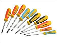 Stanley Tools Magnum Screwdriver Set of 10 SL/PH/PZ STA062201