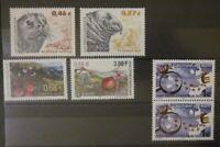 Lot timbres Saint Pierre Miquelon Neuf ** luxe - 2001 - 2002