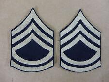 US ARMY WW2 Ranks Dienstgradabzeichen T/Sgt Technical Sergeant Rang Abzeichen