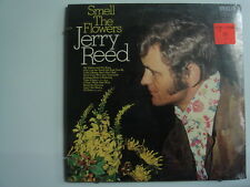 JERRY REED Smell The Flowers COUNTRY LP SEALED RCA