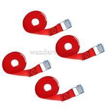 4x Laderiemen für die Ladung Laschenriemen Schnallenverschluss