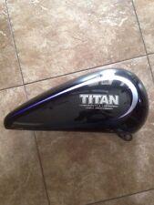 titan right gas fuel tank flatside harley softail big dog swift gecko phoenix oe