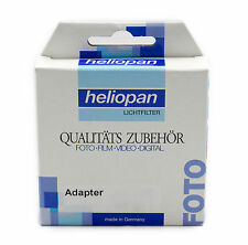 Heliopan Adapter 130  77mm - 82mm  BRASS Step Up Ring   MPN: 700130