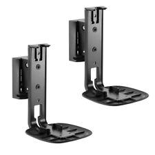 2x Boxen Wandhalter für SONOS ONE, Play1 Halter Wandhalterungen Halterung Träger