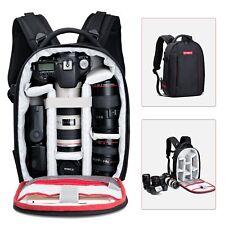 Beschoi Dslr Slr Camera Backpack Bag Case Waterproof Lightweight for Canon Nikon