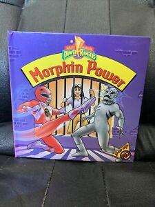 Power Rangers - Morphin Power - POP UP Pals Book 1st Ed. 1994 Rare vintage