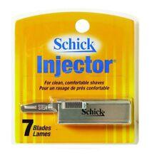 Schick Injector Razor Refill Blades, 7 Ct. + Eyebrow Trimmer