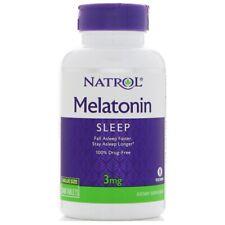 Natrol Melatonina - 3 MG-240 Tabletas