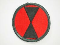 WWII U.S.Army 7th Infantry Division Shoulder patch