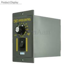 Electric Gear 6 Terminals Motor Speed Controller Switch DC-51 220V DC 24V Output